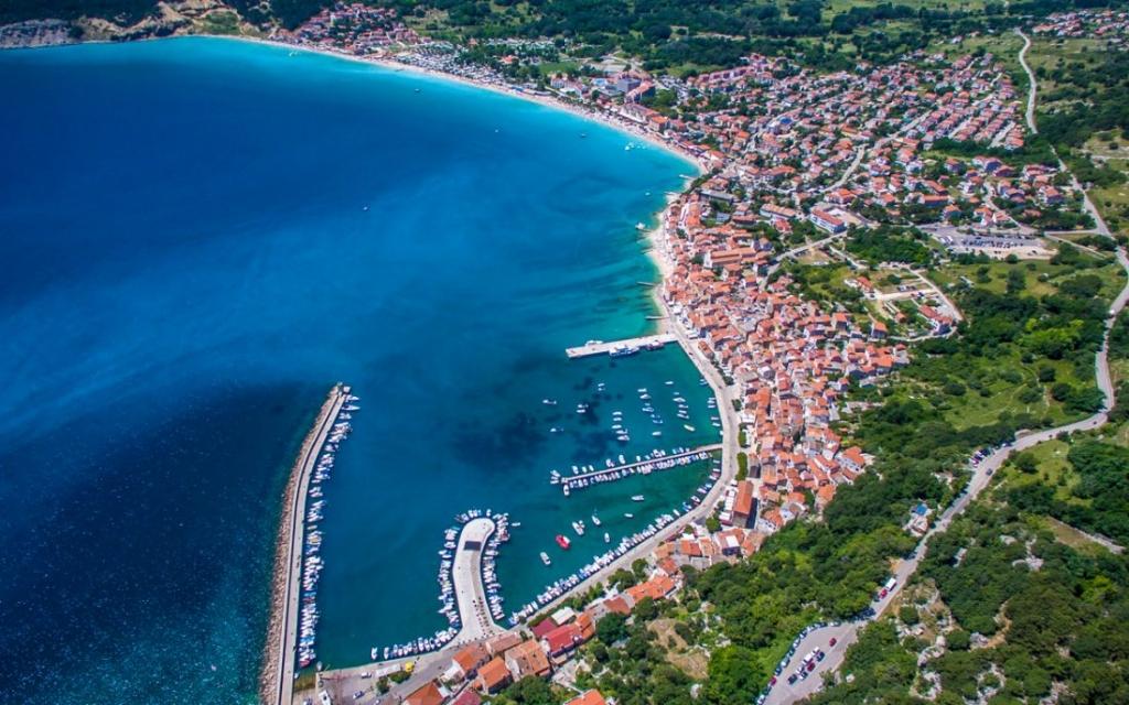Baška, otok Krk